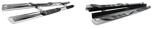 01656385 Orurowanie ze stopniami z zagłębieniami - Opel Vivaro 2002-2014 long 4 stopnie