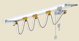 06029040 System zasilania 230V (firanka kablowa) - długość 4m