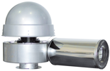 08549456 Wentylator przeciwwybuchowy dachowy WP-8-D/Ex (obroty synchroniczne: 3000 1/min, moc: 1,5 kW, wydajność wentylatora: 2500 m3/h)