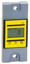 44930011 Precyzyjny dynamometr z wyświetlaczem do pomiaru sił rozciągających oraz ciężaru zawieszonych ładunków Tractel® Dynafor™ LLZ (udźwig: 6,4 T)