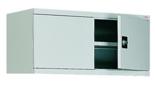 99551669 Nadstawka do szaf biurowych 0,7mm, 2 drzwi, 1 półka (wymiary: 465x1000x435 mm)