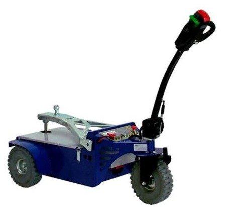 DOSTAWA GRATIS! 00075120 Wózek elektryczny platformowy o nośności 5t