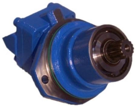 DOSTAWA GRATIS! 01538912 Silnik hydrauliczny wielotłoczkowy osiowy Hydro Leduc (objętość robocza: 50 cm³, maks. prędkość ciągła: 5000 min-1 /obr/min)