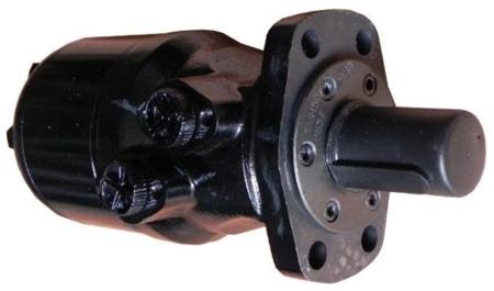 DOSTAWA GRATIS! 01539068 Silnik hydrauliczny orbitalny M+S Hydraulic (objętość robocza: 252 cm³, maksymalna prędkość ciągła: 295 min-1 /obr/min)