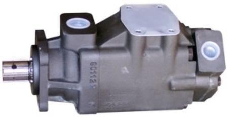 DOSTAWA GRATIS! 01539210 Pompa hydrauliczna łopatkowa dwustrumieniowa B&C (objętość geometryczna: 78,3+36,4 cm³, maks. prędkość: 2500 min-1 /obr/min)