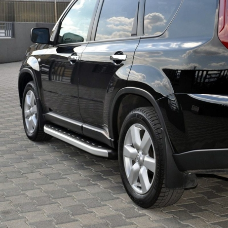 DOSTAWA GRATIS! 01655741 Stopnie boczne - Nissan Pathfinder R51 2005- (długość: 171 cm)
