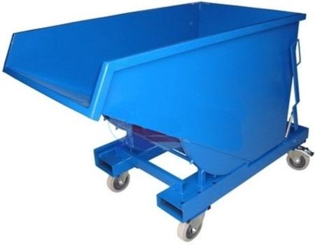 DOSTAWA GRATIS! 13340630 Wózek przechylny (nośność: 800 kg, pojemność: 600 L)