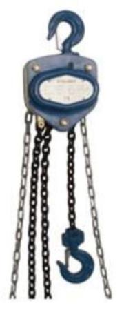 DOSTAWA GRATIS! 22043661 Wciągnik łańcuchowy WLK 2,0 (wysokość podnoszenia: 3m, udźwig: 2 T)