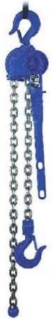 DOSTAWA GRATIS! 2209149 Wciągnik dźwigniowy, rukcug z łańcuchem ogniwowym RZC/6.3t (wysokość podnoszenia: 6,5m, udźwig: 6,3 T)