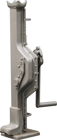 DOSTAWA GRATIS! 31026281 Uniwersalny podnośnik hydrauliczny ze stali (udźwig: 1,5 T)