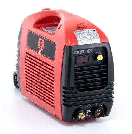 DOSTAWA GRATIS! 45643379 Przecinarka plazmowa Stamos 230V, 1-Fazowe (prąd cięcia: 20-50A. grubość /szerokość cięcia: 14 /1mm)