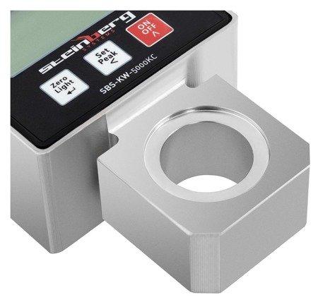 DOSTAWA GRATIS! 45674859 Waga hakowa Steinberg Systems 1 lub 2 kg - LCD (udźwig: 5000 kg)