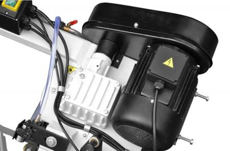 Przecinarka taśmowa (wymiary taśmy: 2360 x 27 x 0,9 mm, prędkość taśmy: 22/33/45/65 m/min, moc silnika: 1,1kW) 02876780