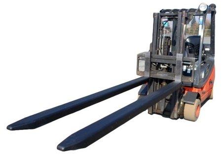 Przedłużki wideł udźwig 2500kg (2100mm) 29016476