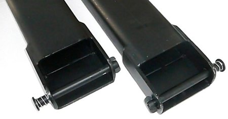 Przedłużki wideł udźwig 5000kg (2100mm) 29016496