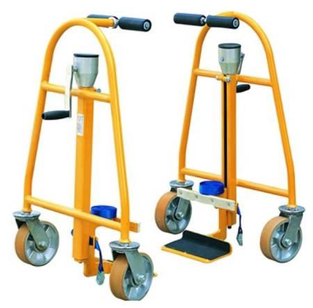 Ręczne urządzenia do transportu mebli (udźwig: 600 kg) 310708