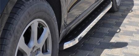 Stopnie boczne - Audi Q5 2008-2016 (długość: 182 cm) 01655674