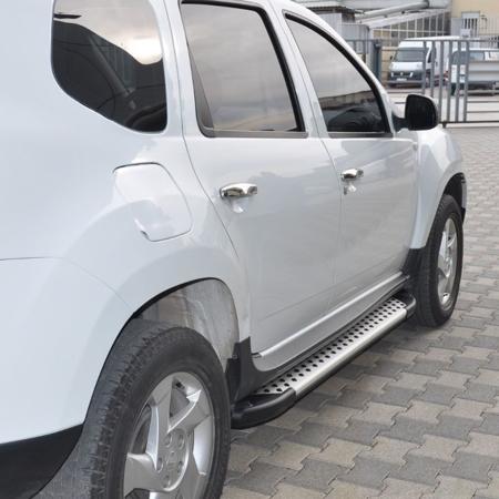 Stopnie boczne - Dodge RAM 1500 2009-2015 (długość: 205-220 cm) 01656000