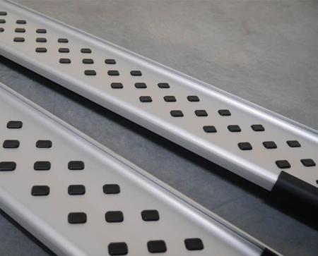 Stopnie boczne - Hyundai ix35 (długość: 171 cm) 01656010