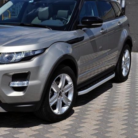 Stopnie boczne - Land Rover Discovery 4 (długość: 182 cm) 01655718