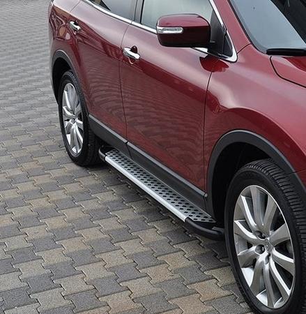Stopnie boczne - Mazda CX-7 (długość: 171-182 cm) 01656041