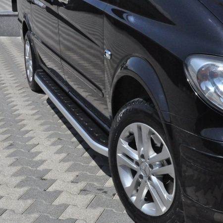 Stopnie boczne - Mercedes Vito/Viano W447 2014+ short/middle (długość: 238 cm) 01655734