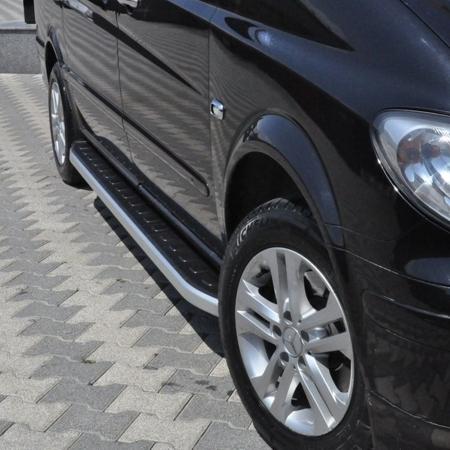 Stopnie boczne - Mercedes Vito W639 2004-2014 extra-long (długość: 252 cm) 01655733
