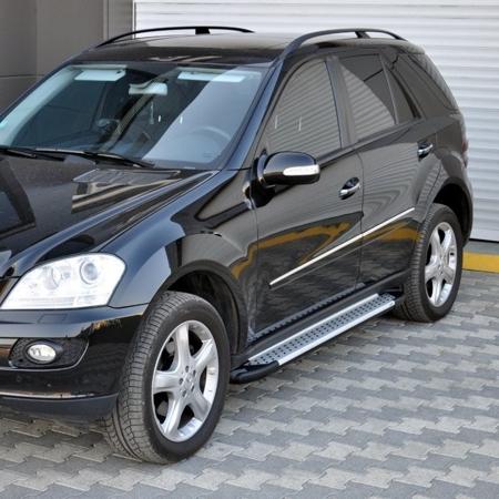 Stopnie boczne - Mercedes Vito W639 2004-2014 short/middle (długość: 238 cm) 01656046