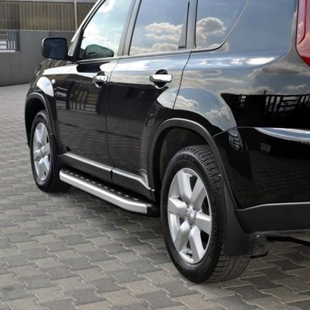 Stopnie boczne - Nissan X-Trail T30 2002-2007 (długość: 171 cm) 01655746