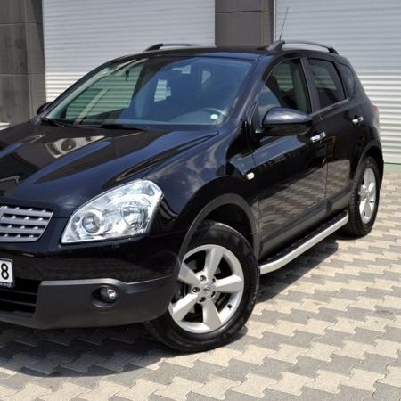 Stopnie boczne - Opel Mokka (długość: 161-164 cm) 01655750