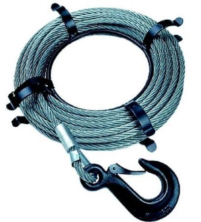 Wciągnik linowy z liną 10m (udźwig: 0,8 T) 22076812