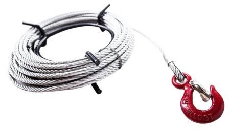 Wciągnik linowy z liną 10m (udźwig: 3,2 T) 22076822