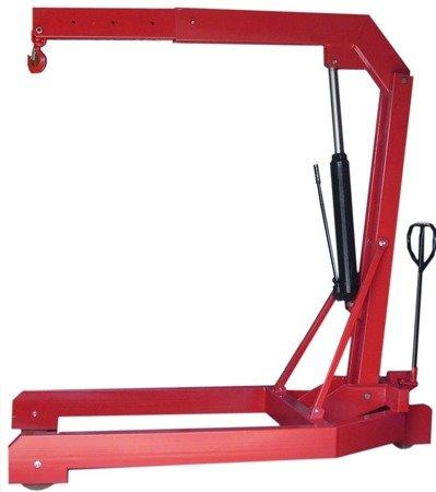 Żuraw hydrauliczny ręczny (udźwig: od 750 do 1500kg) 6177833