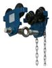 DOSTAWA GRATIS! 33922635 Wóżek do podwieszania i przesuwania wciągników po dwuteowniku POB 5L (udźwig: 5 T, szerokość profilu: 160-305 mm)